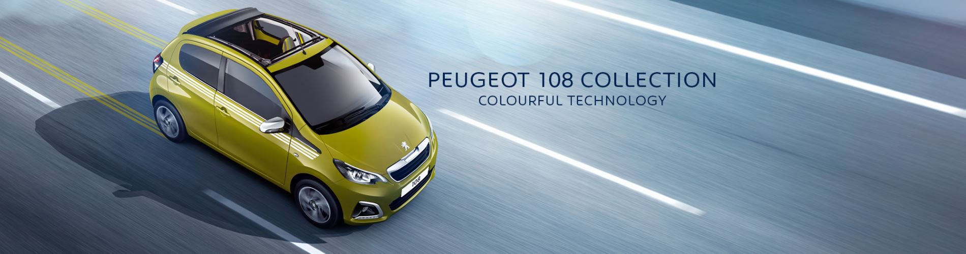 New Peugeot 108 Offer at Wycliffe Peugeot Rugby