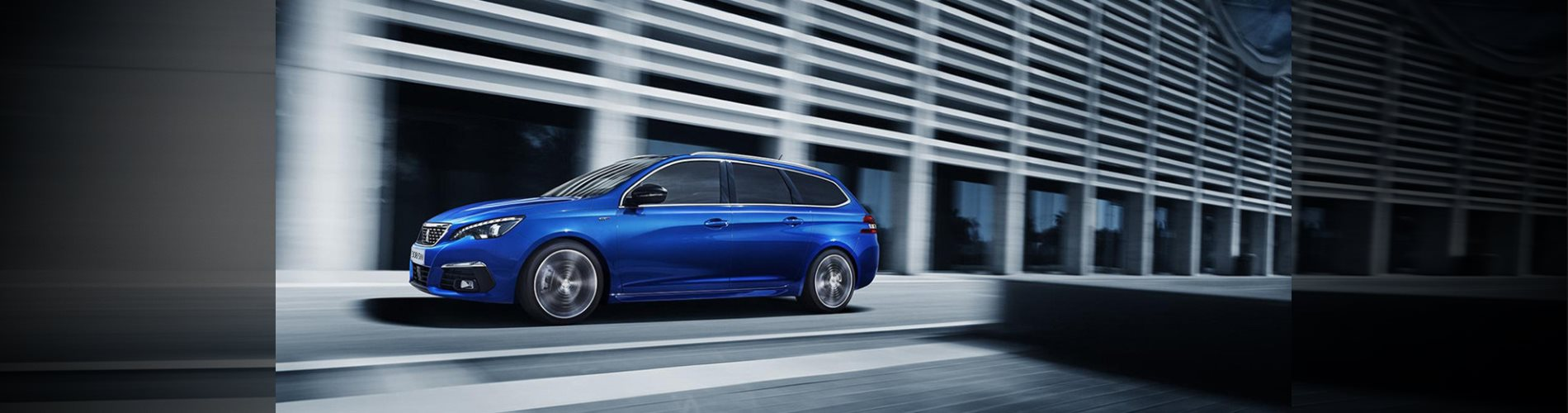 New Peugeot 308 S W Offer at Wycliffe Peugeot Rugby