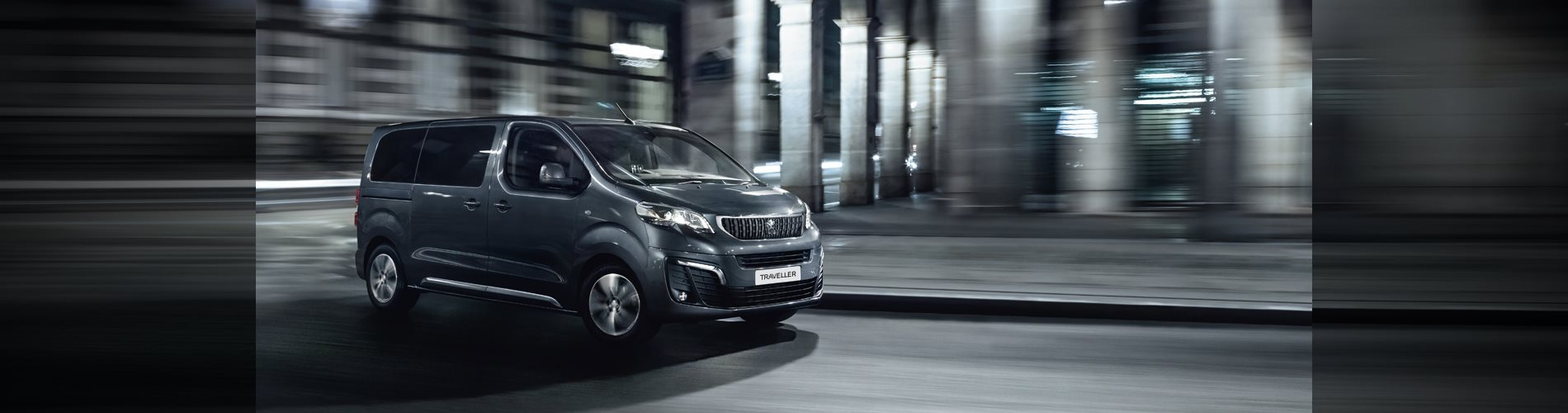 New Peugeot Traveller Offer at Wycliffe Peugeot Rugby