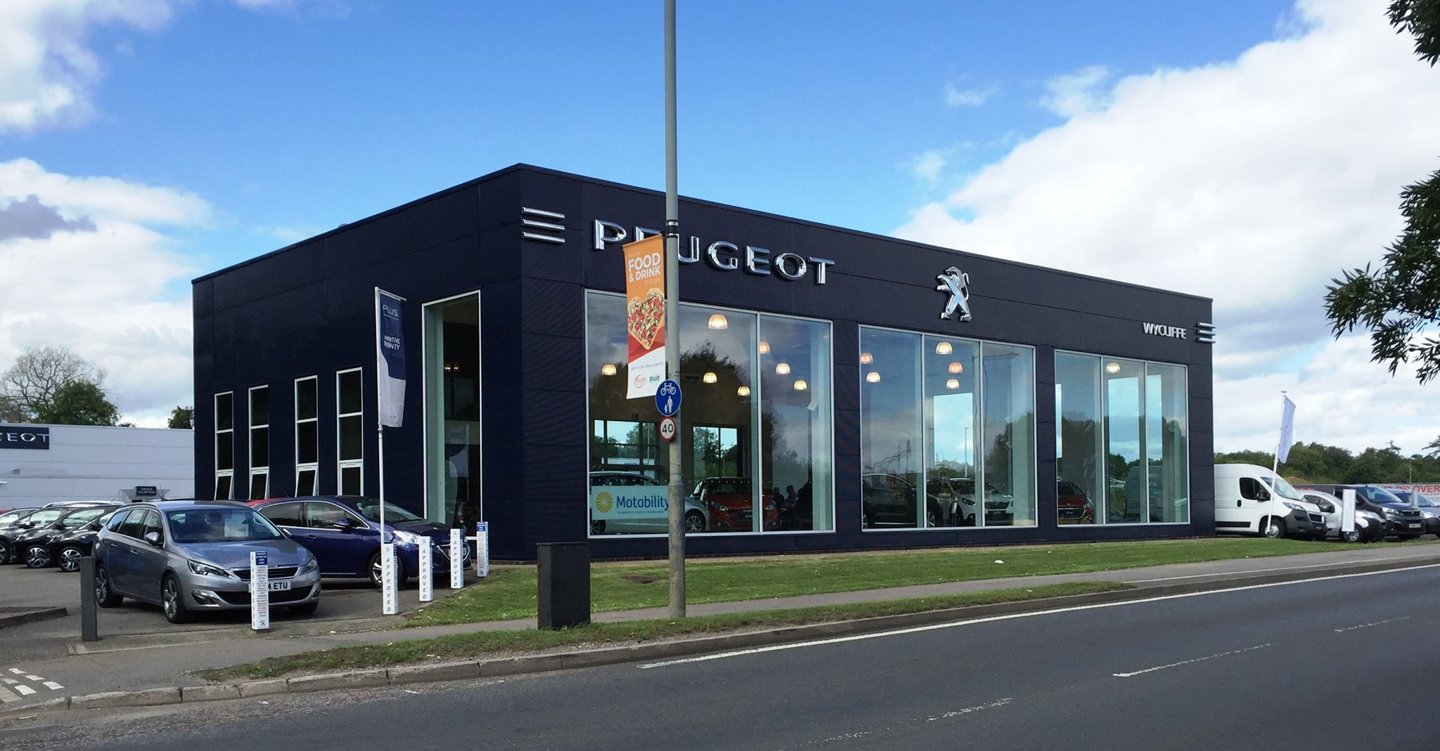 wycliffe peugeot rugby