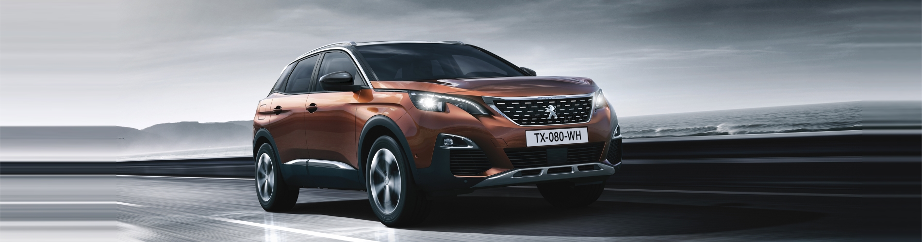 Peugeot 3008 SUV Wycliffe Peugeot Rugby