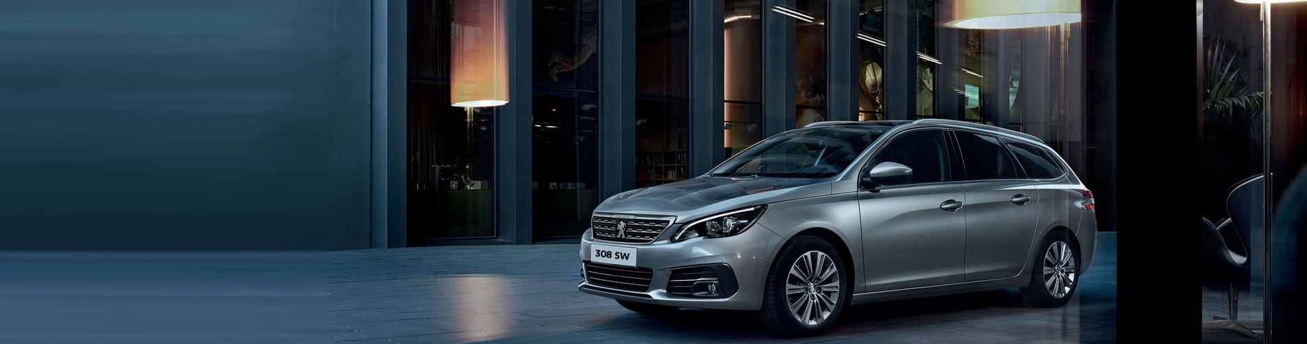 Peugeot 308 SW Wycliffe Peugeot Rugby