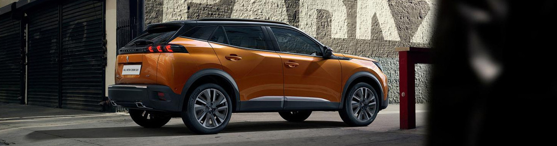 New Peugeot All New 2008 SUV