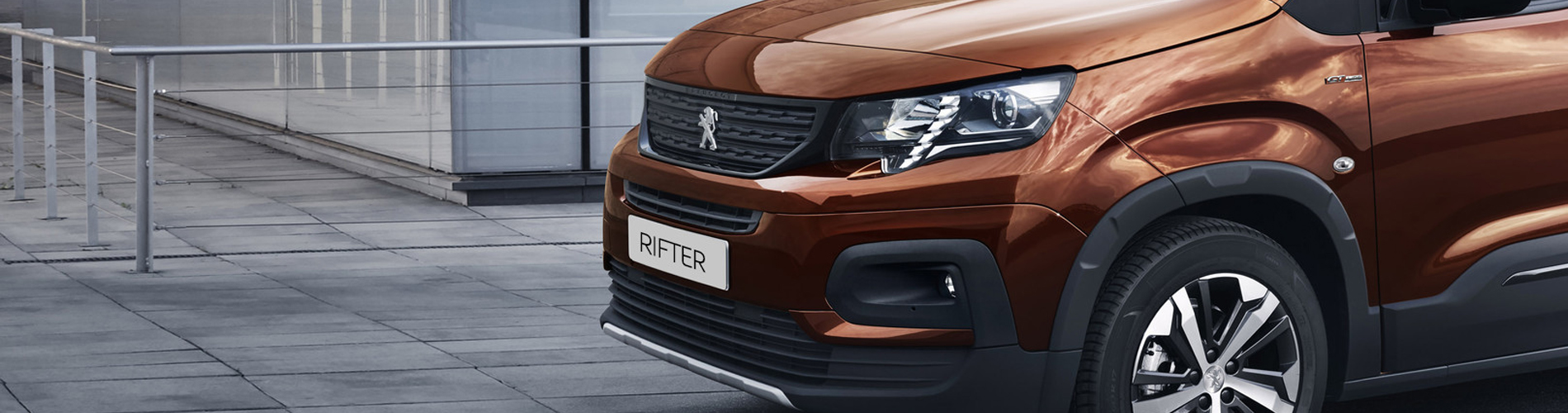 All New Peugeot Rifter