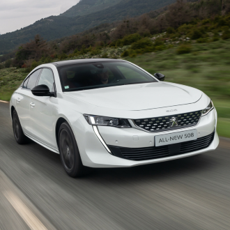 Peugeot 508 for business and fleet